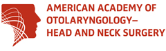 American Academy of Otolaryngology - Head and Neck Surgery logo