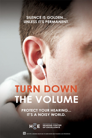 Turn Down the Volume poster